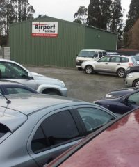 Christchurch Airport Vehicle Storage