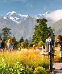 Lake Matheson Café Fox Glacier